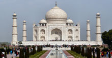 Taj Mahal Live TV Streaming