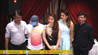 Sexy Huma Qureshi Launches Trailer Of Her Marathi Movie 'Highway'