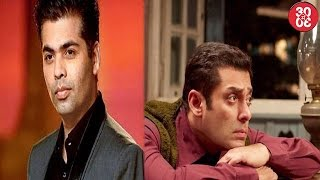 Karan To Take Twins Roohi-Yash On A Vacation | Salman Looks Innocent In 'Tubelight'