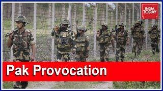 After Mutilating BSF Jawan, Now Pakistan Targets Indian Posts Along J&K Border