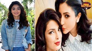 Is Alia Bhatt Following Anushka & Priyanka's Footsteps? | Bollywood News