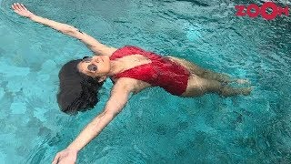 Urvashi Dholakia Poses In A Bikini In Bali & More