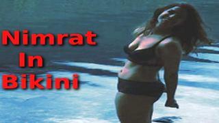 Nimrat Kaur Flaunts In A Bikini