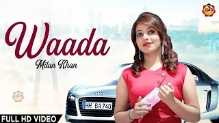 Latest Punjabi Song 2020 | WAADA | Oficial Video | Super Hit Song Punjabi | New Punjabi Song