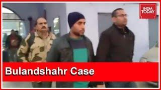 Bulandshahr Case : Accused Army Jawan Jeetu Fauji Taken To Court