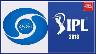 Doordarshan To Telecast Selected Matches Of IPL Season 11