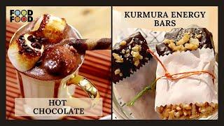 Hot Chocolate & Kurmura Energy Bars   FoodFood