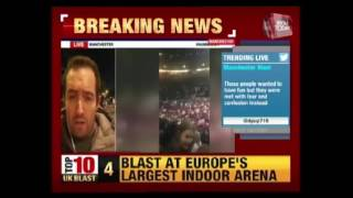 Manchester Explosion: 19 Dead After Blast At Ariana Grande Concert