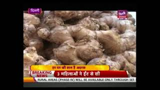 GINGER: DELICIOUS OR DEADLY?