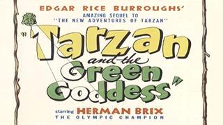 Tarzan and the Green Goddess (1938) | English Movie | Full Movie