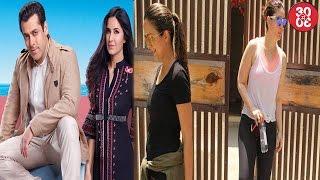 Salman-Katrina To Travel To Abu Dhabi   Kareena Snapped Post Yoga With Bestie Amrita