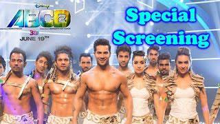 ABCD 2 Full Movie Screening | Shraddha Kapoor, Varun Dhawan & Arjun Kapoor