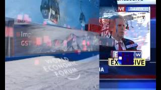 Lowered India Growth Rate Forecast On Back Of Demonetisation: David Lipton | Davos 2017