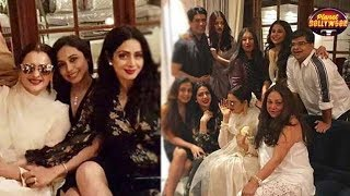 Manish Malhotra Throws A Lavish Party For His B Town Friends | Bollywood News