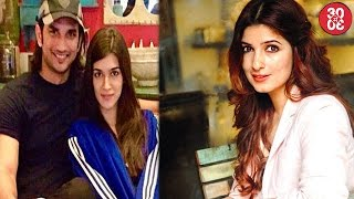 Sushant Visits Kriti As She Was Ill | Twinkle's Team Burns A Hole In Her Pocket