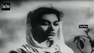 Chup Chup Baithe Ho Jarur koi Baat Hai || Badi Behan  1949 || Suraiya, Rehman,