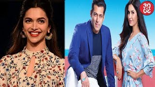 Deepika Padukone Keen Towards Hollywood | Salman Advises Katrina To Promote JJ With Ranbir
