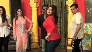 Maza Saja   Latest Pakistani Stage Show