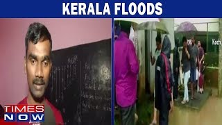 Ground Report From Trivandrum Relief Camp