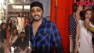 Arjun Kapoor SURPRISES Malaika Arora on dinner with Girl Gang organised by Gauri Khan |Bolly Quickie