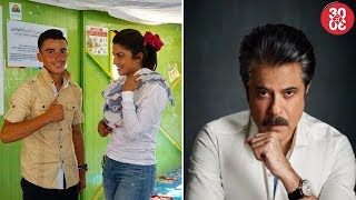 UNICEF Ambassador Priyanka Spends Time With Kids In Jordan| Anil Shares His Look From 'Fanney Khan'