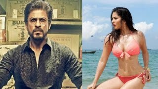 Raees Trailer Launch | Shah Rukh Khan COMMENTS On Working With HOT Sunny Leone