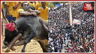 Thousands Protest Across Tamil Nadu In Support Of Jallikattu, Indicates Failure of Political Class