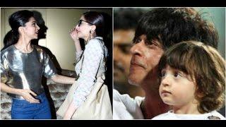 Sonam & Deepika Avoid Each Other | Shahrukh Imitates AbRam's Reactions On 'Raees' Trailers