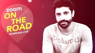 ON THE ROAD With Farhan Akhtar | Episode 1 | EXCLUSIVE | zoom turn on