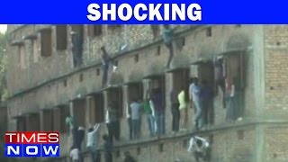 Caught On Camera: Mass Cheating In Malda During Board Exams
