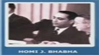 HOMI J BHABHA