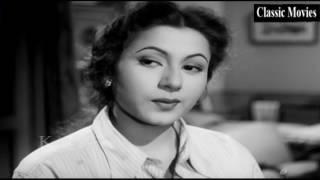 Huen unse nain chaar ab main kya karoon || Beqasoor 1950 || Madhubala, Ajit