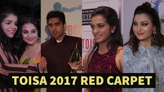 Times Of India Sports Awards 2017 | Toisa Red Carpet