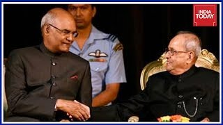 Ram Nath Kovind All Set To Take Oath As 14th President of India