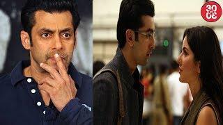 Salman Khan's Makeup Man Bashes A Fan | Ranbir Expresses Gratitude For Katrina
