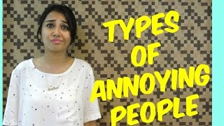 Types of Annoying People | Funny Videos | MostlySane