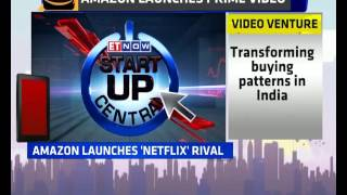 Amazon Launches Prime Video In India