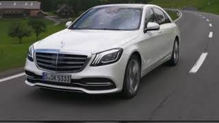 Auto Today : First Drive Review of Luxurious Mercedes S Class