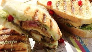 Samosa Sandwich | Sanjeev Kapoor Khazana