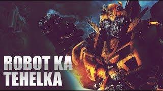 Hollywood Action Hindi Dubbed Movies 2017   RobotKaTehelka Full Movie   Hindi Dubbed Movie 2017