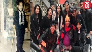 Sonam Does A Charlie Chaplin Style | Judwaa 2 Team Chills In London