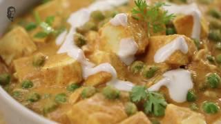Tofu Matar Masala | Sanjeev Kapoor Khazana