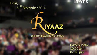 Watch Riyaaz - Seminar