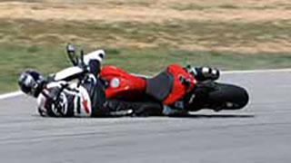 Motorcycle Crashes 08