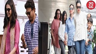 Irrfan Deepika To Team Up Again | Kareena's Lunch date With Karisma & Mom Babita