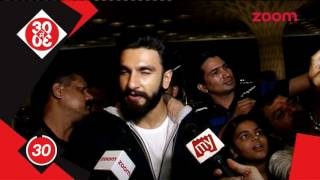 Ranveer Excited About 'Befikre's' Trailer Launch | Priyanka To Wear Bikini In 'Quantico 2'