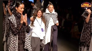 Farhan's Ex wife Adhuna Became The Show Stopper For A Fashion Event | Bollywood News