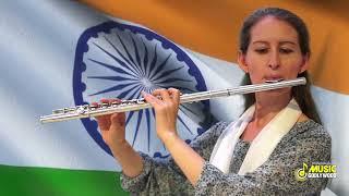 National Anthem Instrumental Version - Jana gana mana in Flute   Patriotic - Best National Anthem