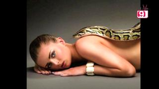 Hotties With Snakes | Photoshoot With Snakes