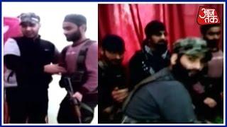 New Terror Video Shows Hizbul Mujahideen, Lashkar-e-Taiba Join Hands On Indian Soil